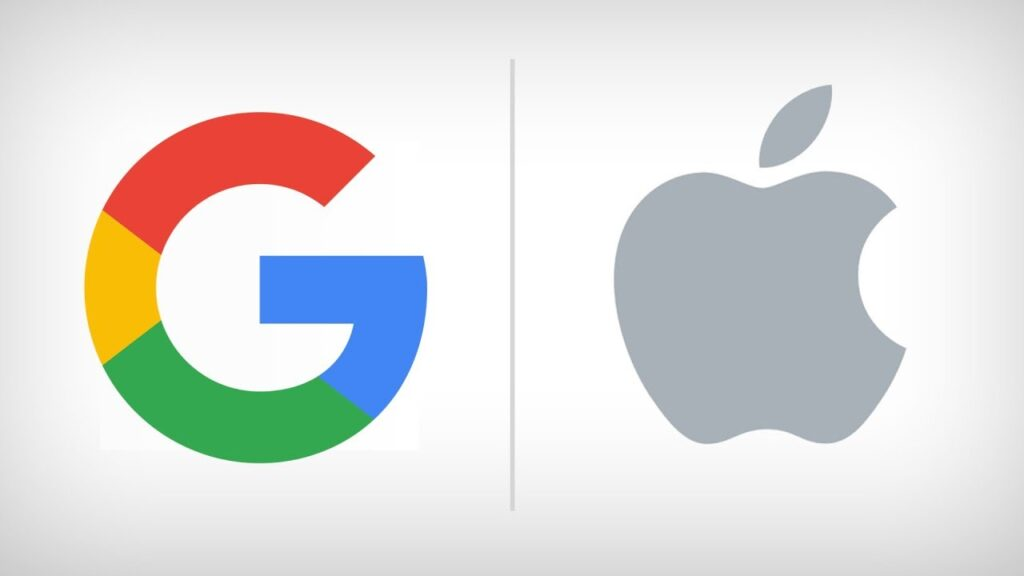 google e apple