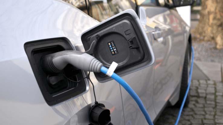 carregador carro eletrico