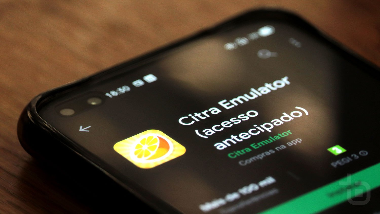 citra emulador nintendo 3ds android