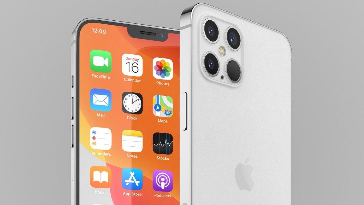 smartphone apple iphone 12