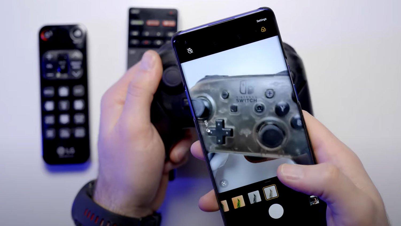 OnePlus 8 Pro recebe atualização para desativar temporariamente o sensor de filtro de cor