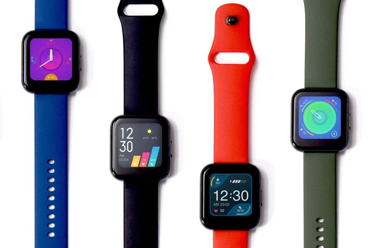 Realme Watch já é oficial e chega abaixo dos 50€