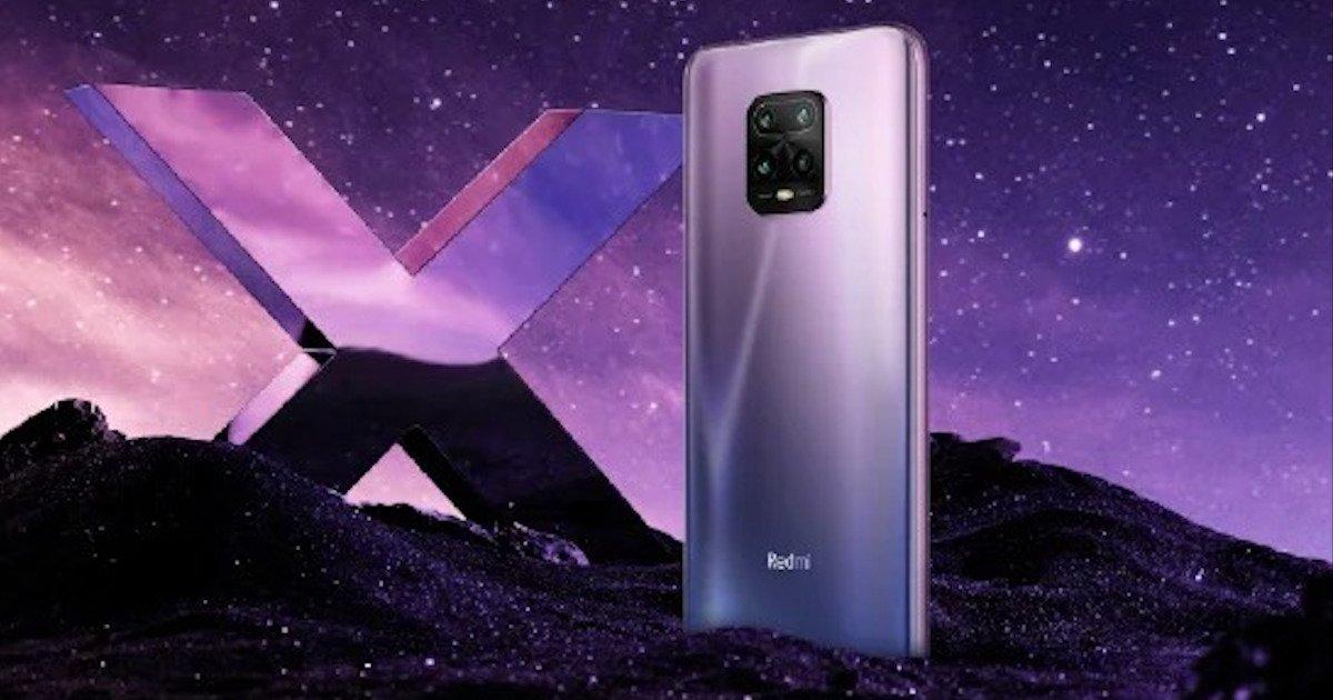 Série Redmi 10X já é oficial e estreia processador Mediatek Dimensity 820