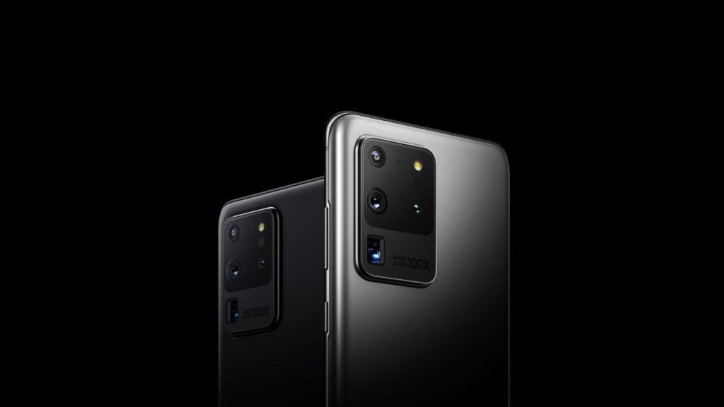 Samsung S20 ultra dxomark