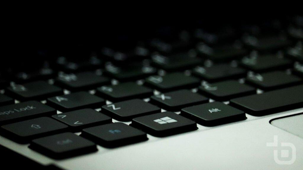 teclado tecla windows