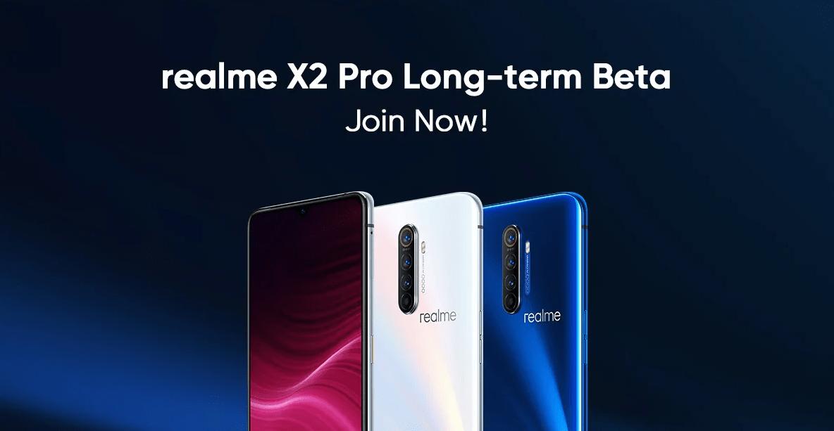 Realme X2 Pro recebe Beta do novo UI 2.0