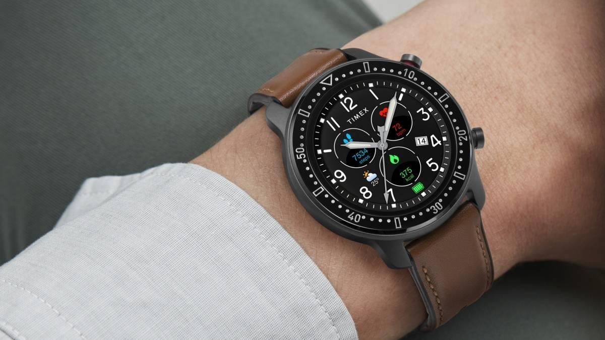 Timex metropolitan R smartwatch