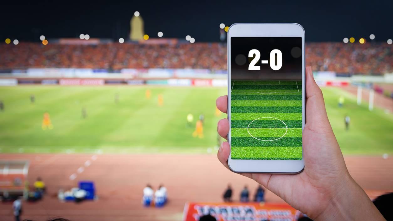 3 aplicações para seguir os resultados dos jogos de futebol