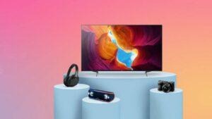 Sony lança campanha promocional de verão em lojas online