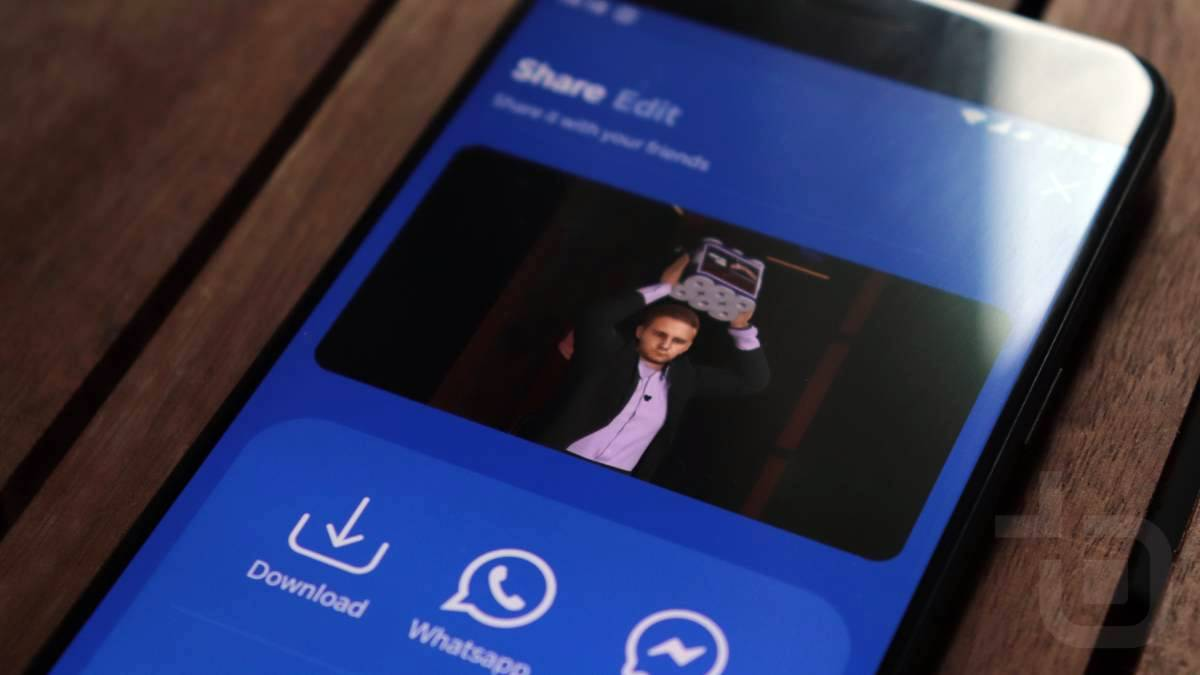 criar gif deepfakes android ios iphoneos