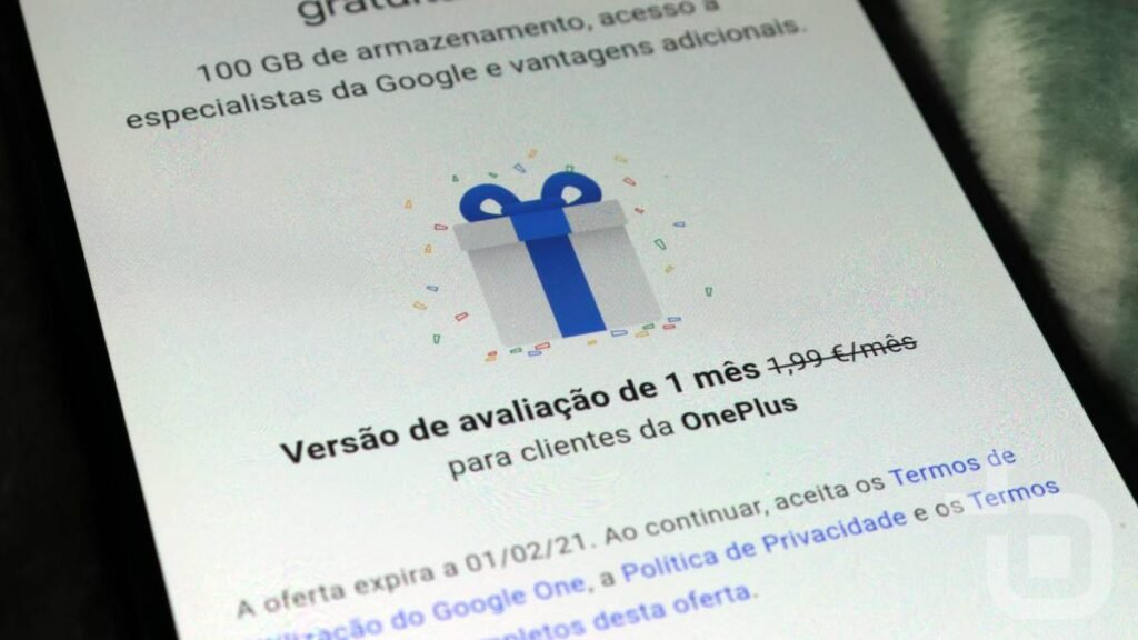 google one oneplus oferta