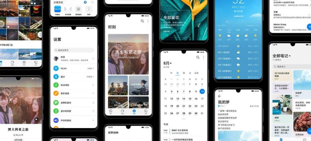 Huawei revela plano de lançamento da EMUI 10.1 a nível global
