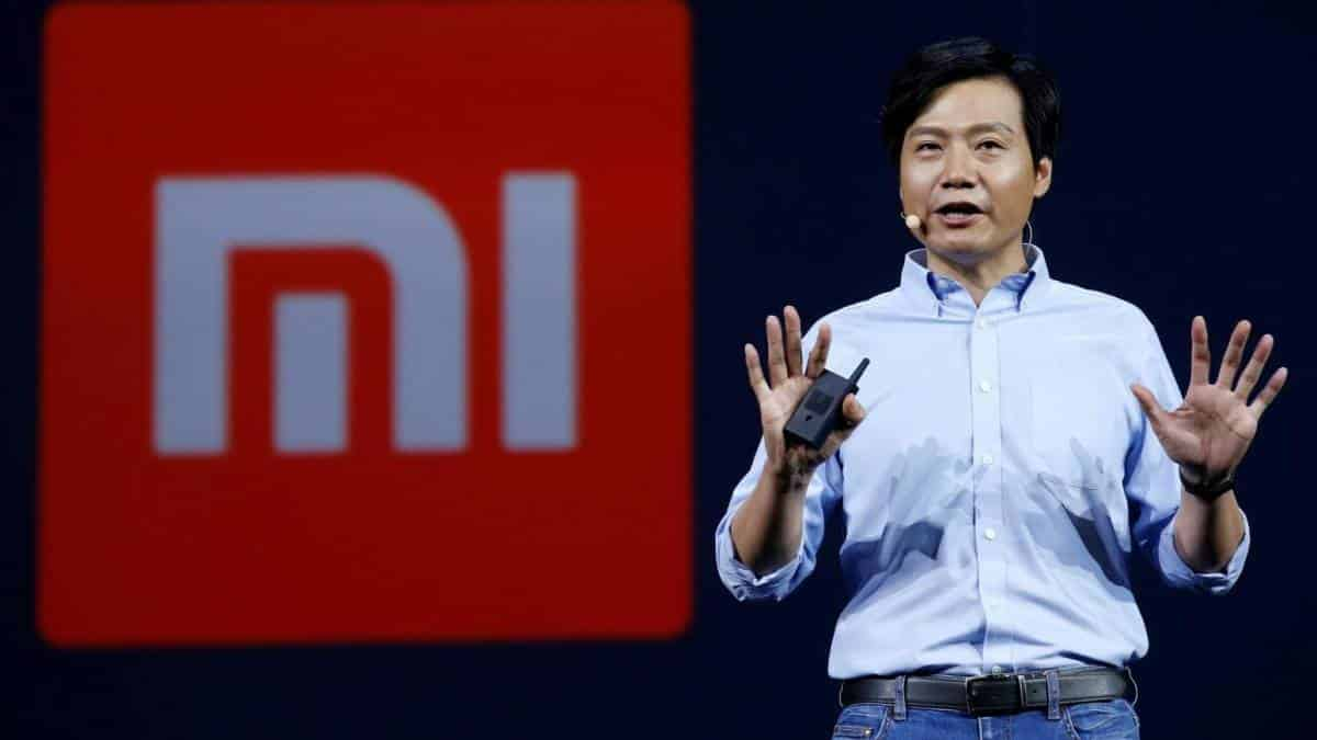 lei jun ceo xiaomi