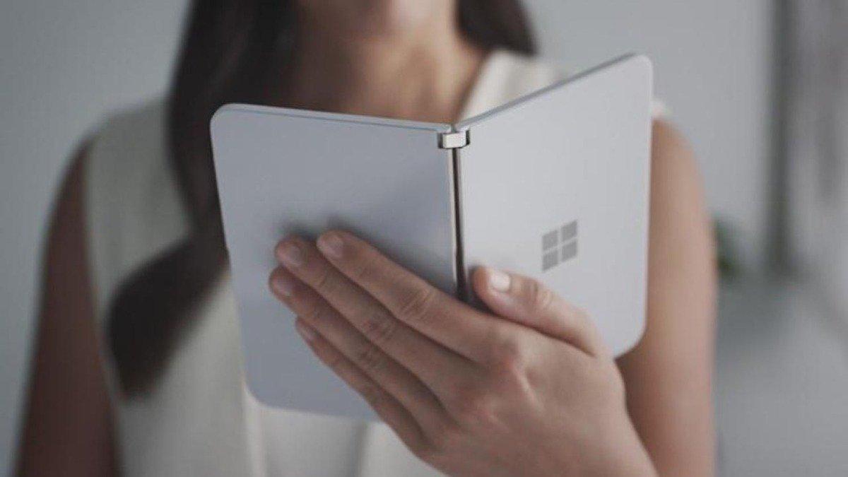 Microsoft está a preparar Android 11 para o Surface Duo