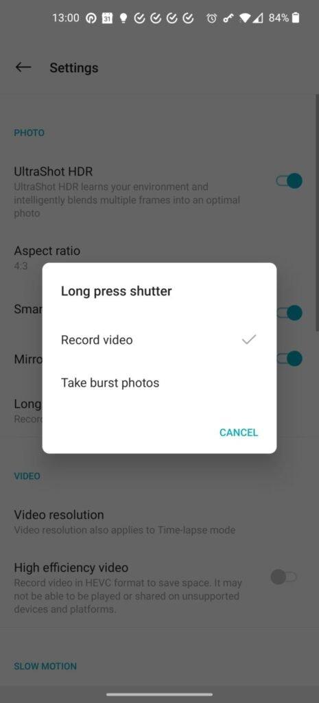 oneplus camera android 11 beta 3