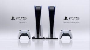 PlayStation 5 chega a 12 de novembro (dia 19 em Portugal) com preço a começar nos 399€