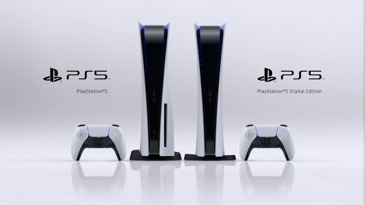 ps5 duas versoes digital e base