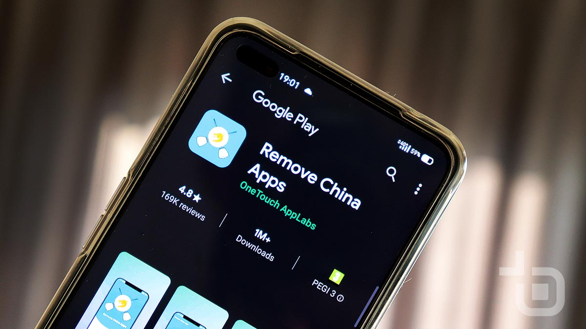 Remove China Apps torna-se viral na Play Store