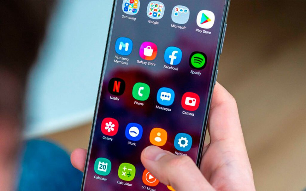 samsung one ui interface grafica android 11