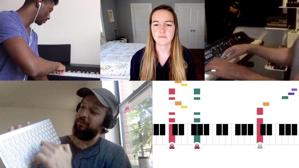 shared piano beta tocar piano online