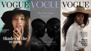 Saiba como criar o seu #VogueChallenge