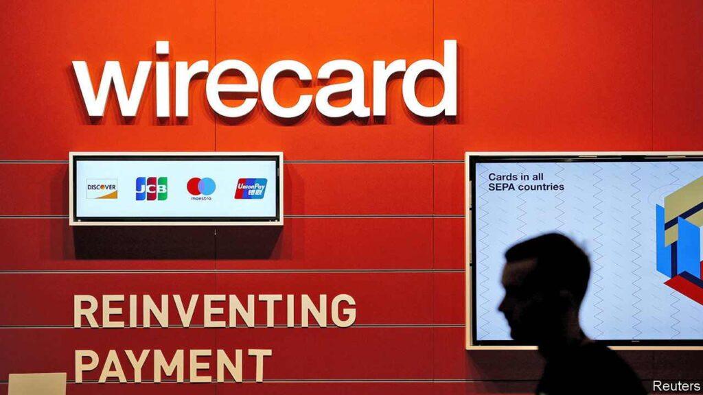 wirecard curve curve