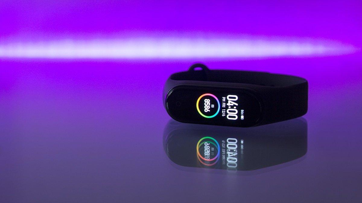 Xiaomi Mi Band 4 é a pulseira de fitness mais vendida a nível mundial