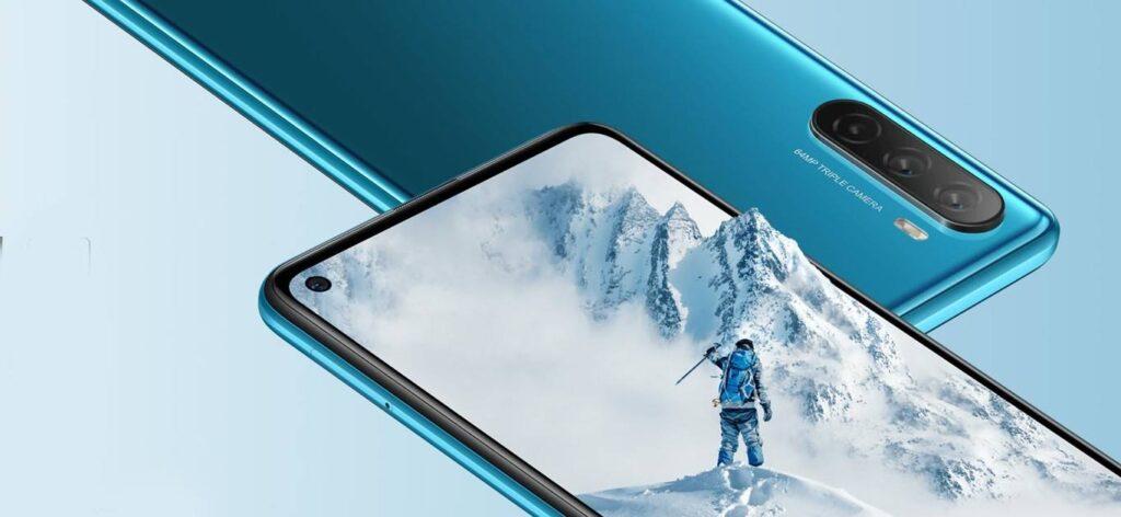 Huawei Maimang 9 5G 4 huawei