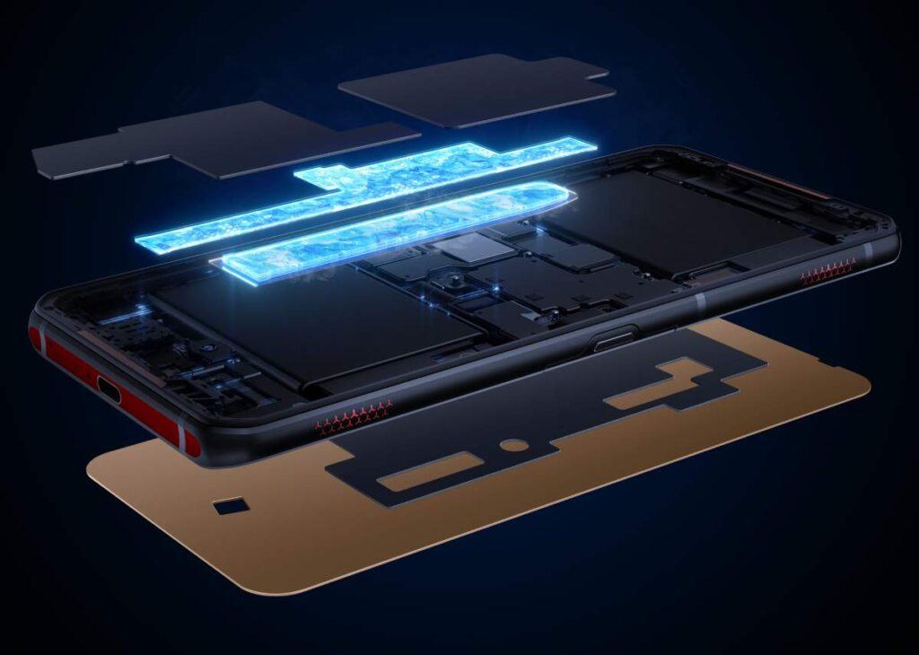Lenovo Legion Phone Duel Thermals