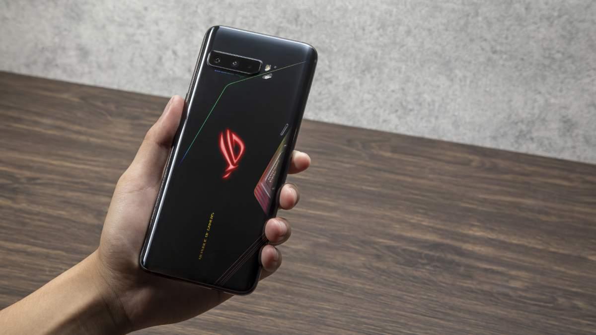 Asus revelou hoje os seus novos smartphone gaming ROG Phone 3