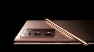 Estes são os preços da série Samsung Galaxy Note20 para a Europa