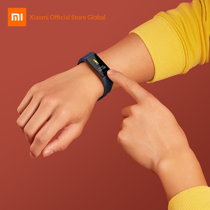 Xiaomi Mi Band 4C caminhada