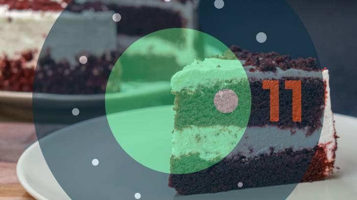 android 11 red velvet cake