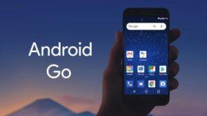 Futuros smartphones com 2 GB de RAM terão de usar Android Go