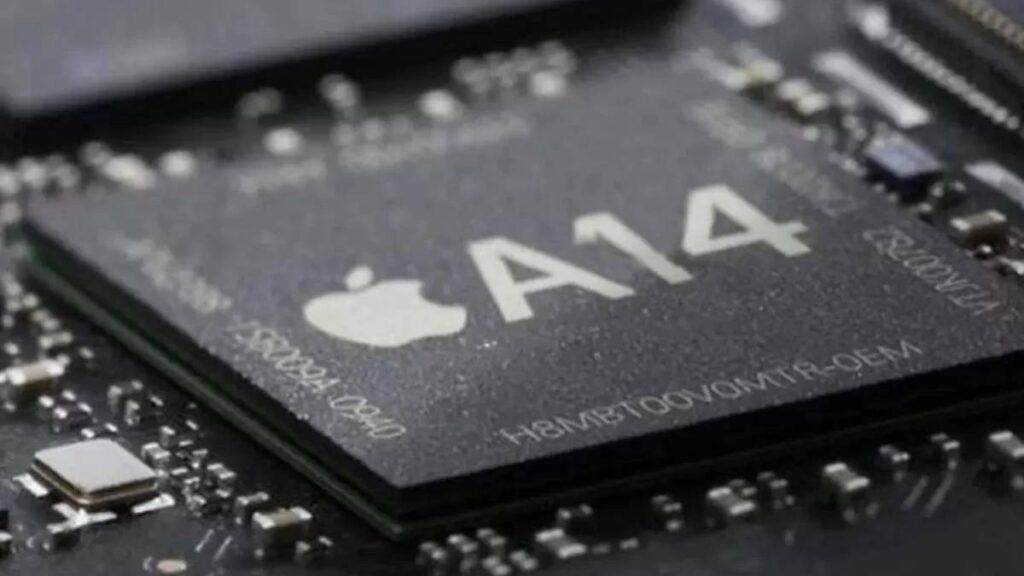 apple a14 bionic SoC iphone 12