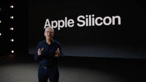 Revelados novos benchmarks do Apple Silicon e aspeto das apps iOS e iPad OS nos Mac
