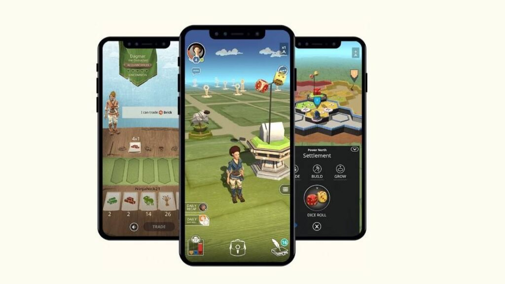 catan niantic android ios