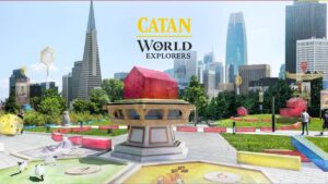 Catan: World Explorers é o novo jogo de realidade aumentada da Niantic