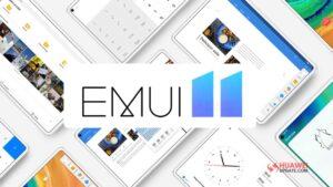 Estes deverão ser os primeiros smartphones Huawei e Honor a receber a EMUI 11