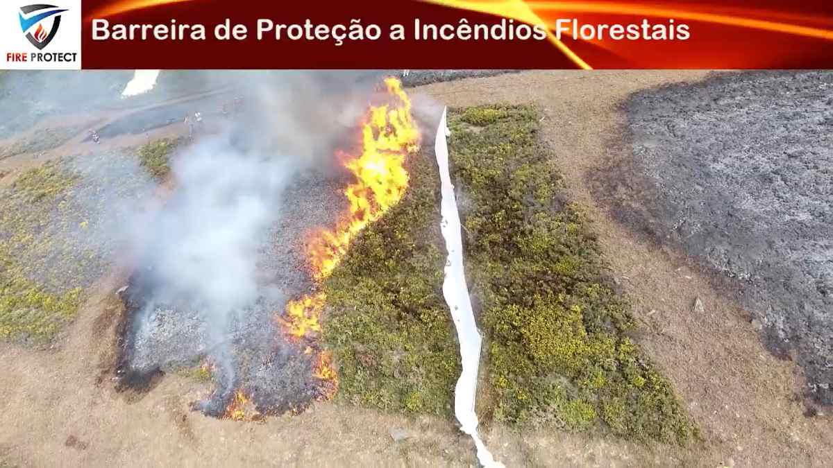 extincao de incendios rurais