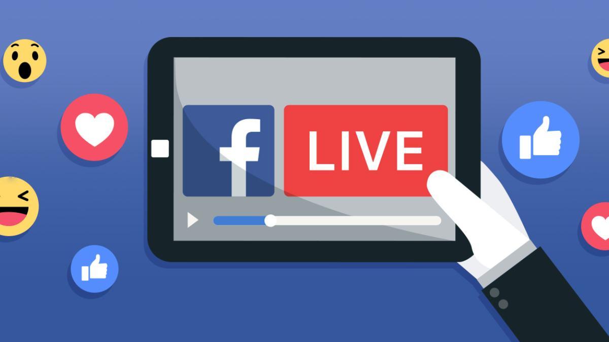 Facebook vai adicionar opção para transformar salas do messenger em vídeos em direto