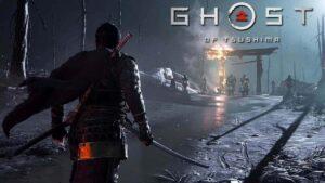 Ghost of Tsushima vendeu mais de 2,4 milhões de unidades nos primeiros três dias