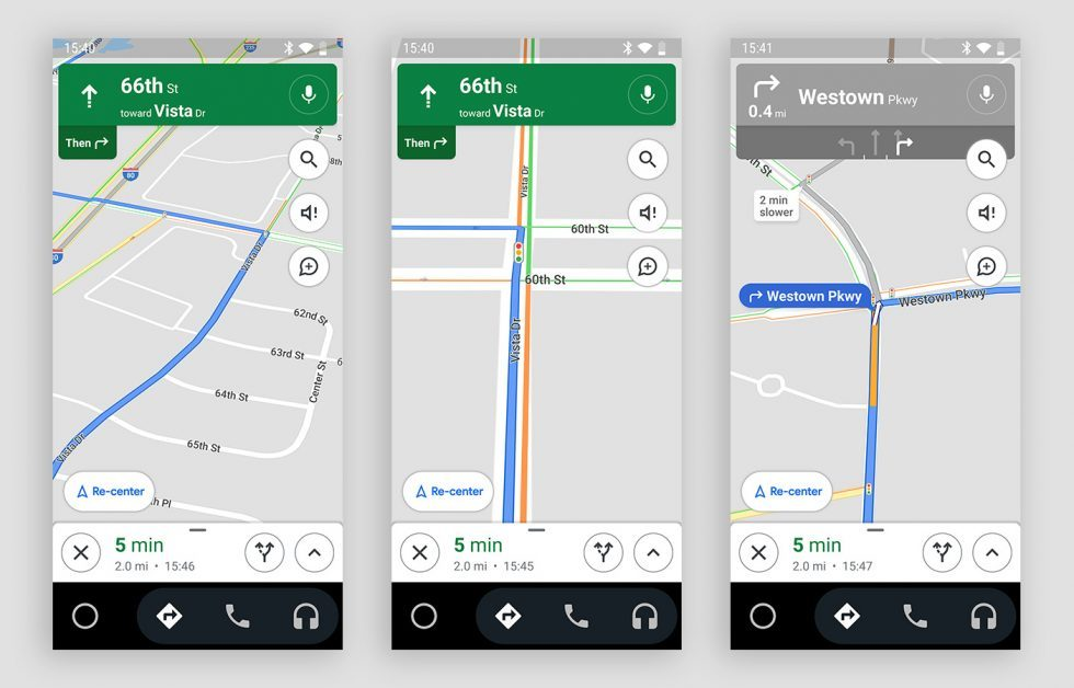 google maps semaforos 2