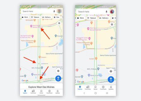 Google maps semáforos
