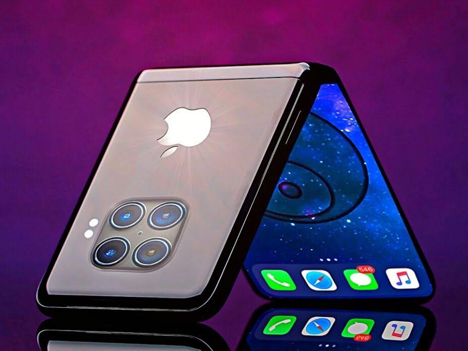 Apple mostra como poderá apresentar notificações no seu iPhone com duplo ecrã