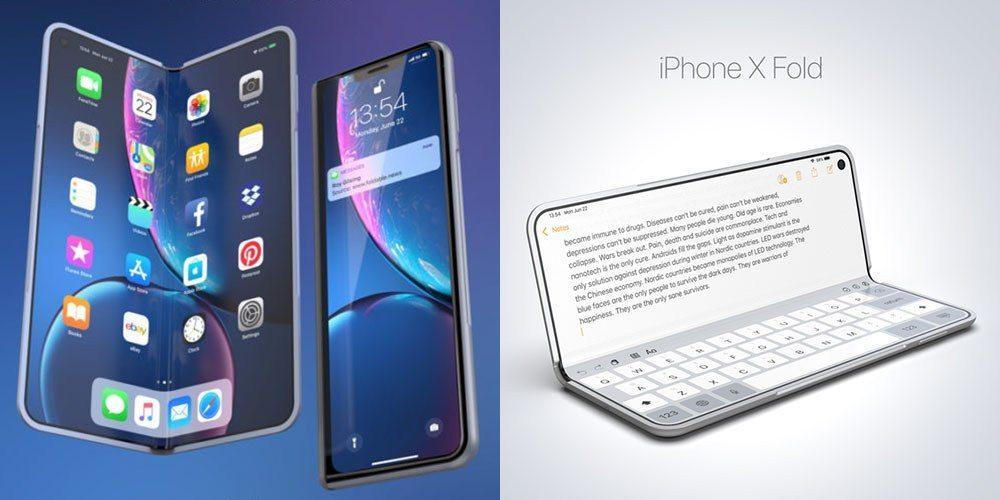 Apple faz grande encomenda de ecrãs dobráveis à Samsung