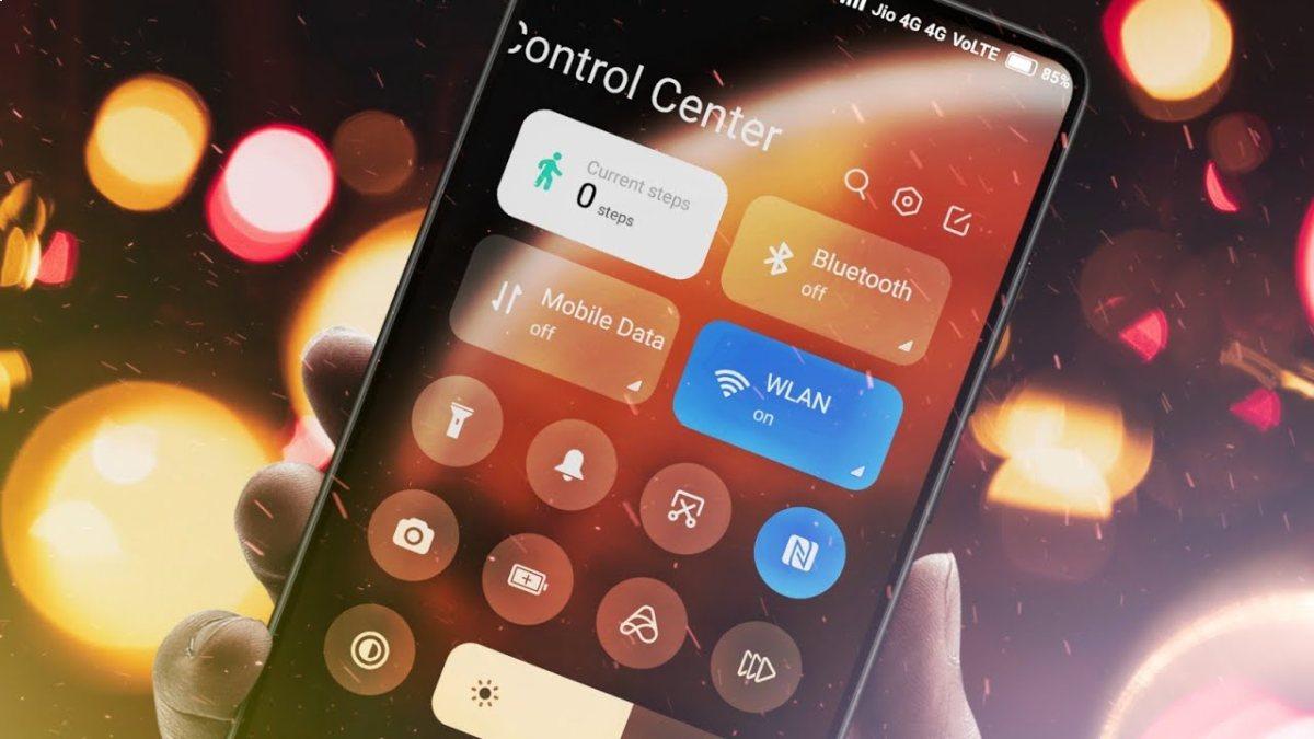 mi control center android app
