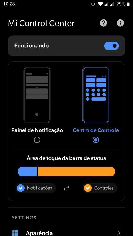 mi control center app android 3 mi control center