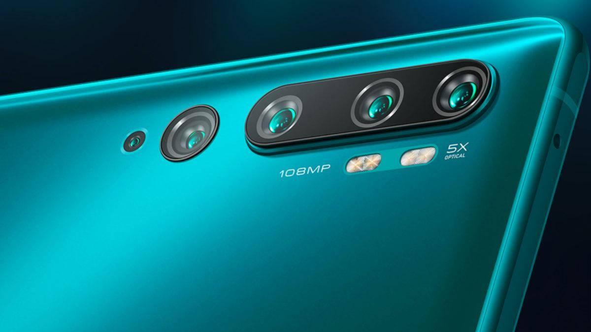 Xiaomi está a preparar novo smartphone com câmara de 108 MP