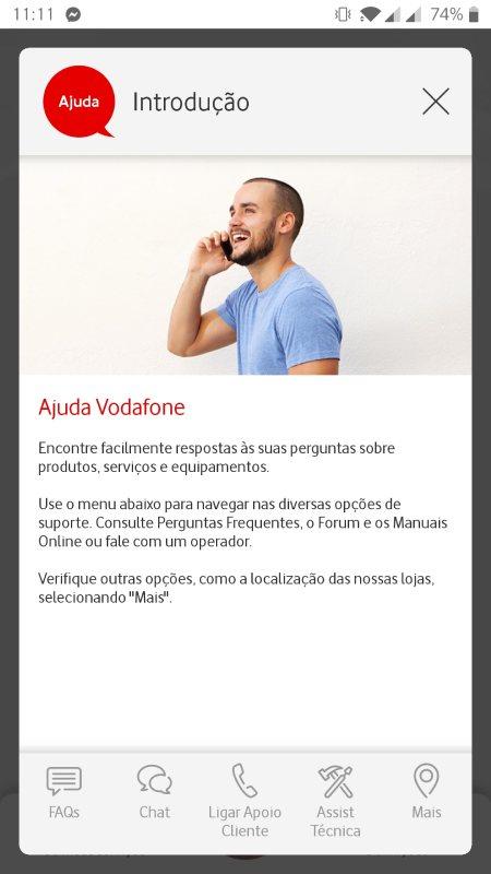 nova app my vodafone 1